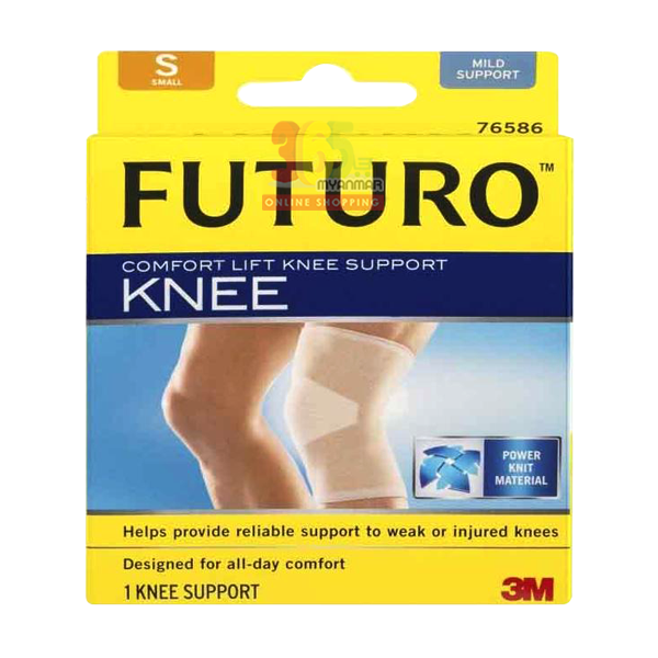 3M FUTURO COMFORT LIFT KNEE SUPPORT (S) (76586)
