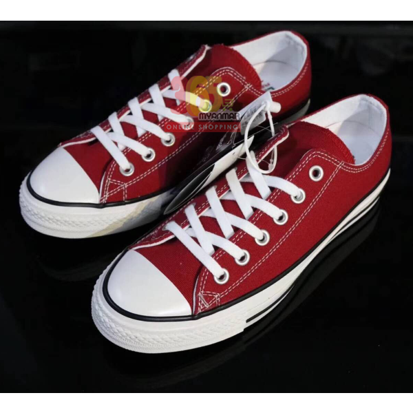 Converse All Star boost  (red low cut) (36)