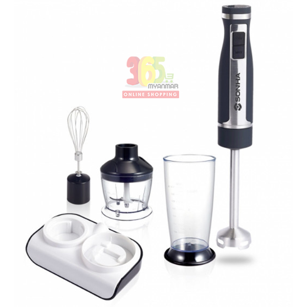 Sonha 4-part hand blender (SHK-6122)