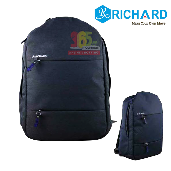 Richard Pride backpack (Blue)