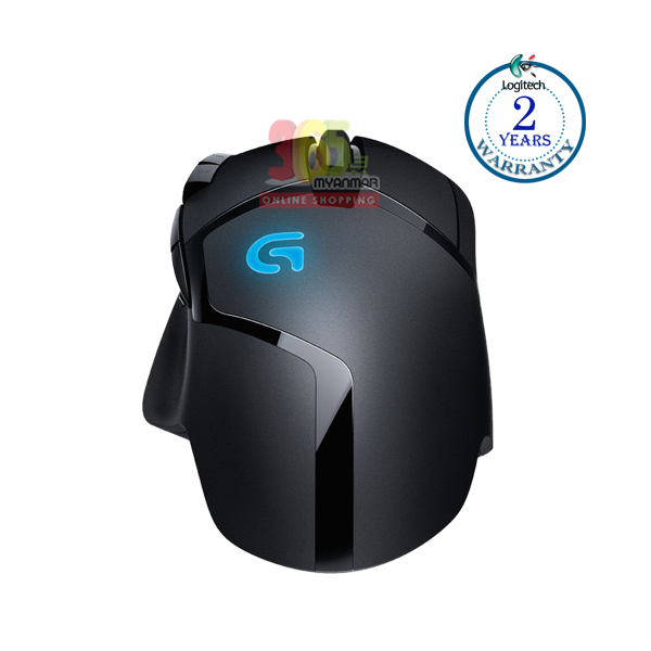 Logitech G402 Hyperion fury Ultra Fase FPS gamin
