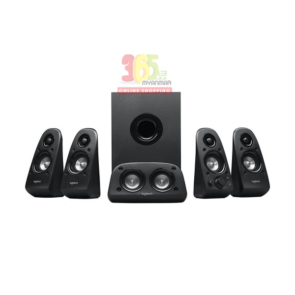 Logitech Surround  sound Speakers Z506-SG (Black