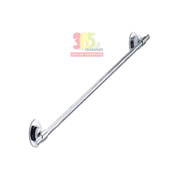 LESSO Single Tower Bar Stainless Steel WP90138