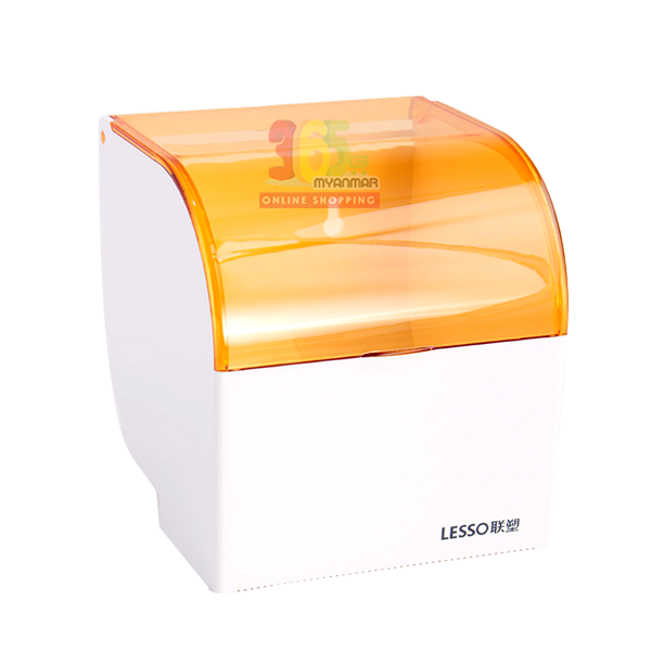 LESSO Tissue Holder ABS WP90135 (Yellow)