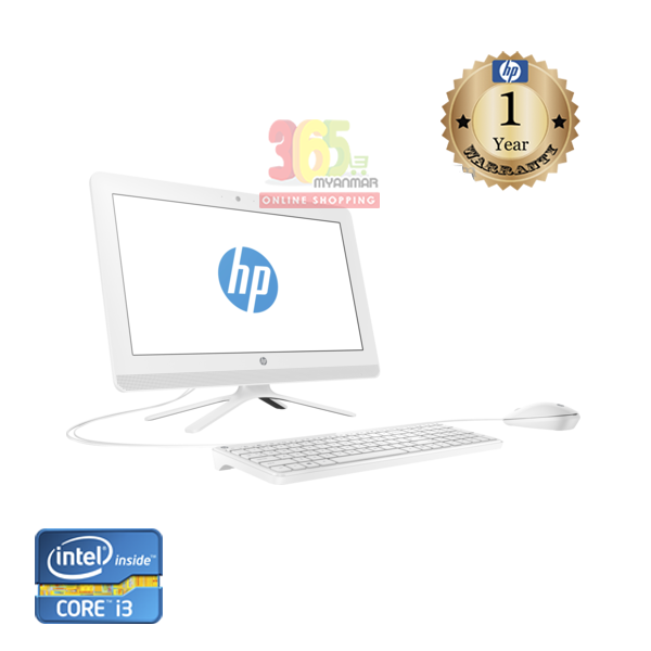HP 20-C203I (i3), All In One PC