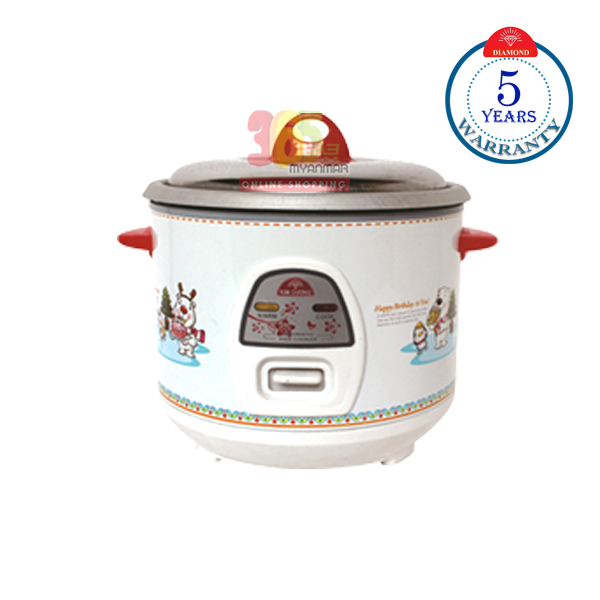 Diamond Rice Cooker 0.6LCD (0.6L)