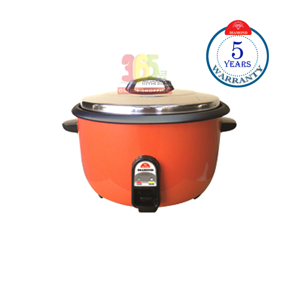 Diamond Rice Cooker 3.6KSV (3.6L)