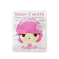 Ready 2 White Whitener Milk Dress Cream Pack 6ml