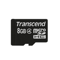 Transcend Micro SD Class 4 (8GB) (Without Adapte