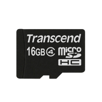 Transcend Micro SD Class 4 (16GB) (Without Adapt