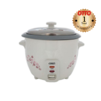 OTTO Electric Rice Cooker - CR-010T - steel lid