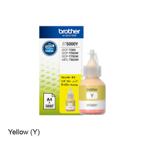 Brother BT-5000 Y Yellow Ink Cartridge