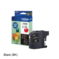 Brother LC-663BK Black Ink Cartridge