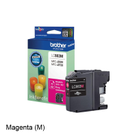 Brother LC-663M Magenta Ink Cartridge