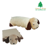 Green World Doll Pillow (Dog)Code – PD