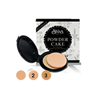 Swiss 3 Way Powder Cake (include mirror)