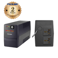 Prolink 650 VA UPS PRO700SFC with Super Fast Cha