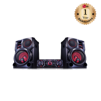 LG 3300W Mini System with DJ Effects and DJ Pro