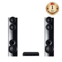 LG  DVD Home Theater System (LHD675)