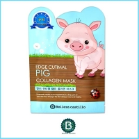 EDGE CUTIMAL PIG COLLAGEN MASK  (1pcs)