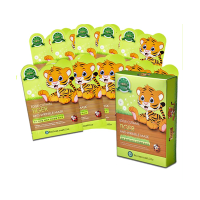 EDGE CUTIMAL TIGER ANTI -WRINKLE MASK  (10pcs)