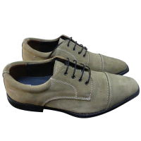 Mongo Men Leather Shoe (2220002)