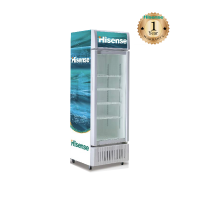 FL_51 WC4HAA Glass Door Beverage Cooler