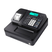 CASIO Cash Register SE-S100-S