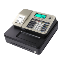 CASIO Cash Register SE-S100-S (Gold)