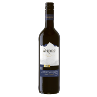 ANDES - CHILEAN VARIETAL WINES FULL OF CHARACTER