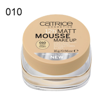 Catrice 12h Matt Mousse Make Up