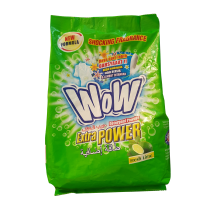 WoW Detergent Powder