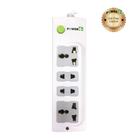 Power Plus Extension PP220I (3 Pin and 2 Pin / 4