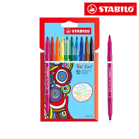STABILO TRIO 2 IN 1 Wallet of 10Pcs 223/10