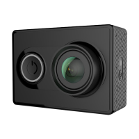 YI Action Camera 1 (88001) (Black)