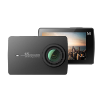 YI 4K Action Camera (09141105) (Black)