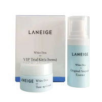 Laneige White Drew VIP trial kit (2items)