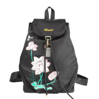 DBox Elegant Lotus Backpack (0ADB02A1001)