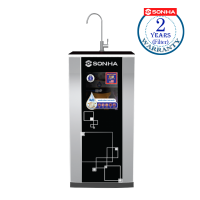 SONHA RO 8-core water purifier, tempered glass (