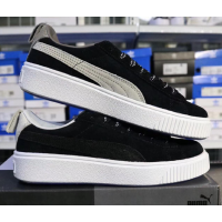 Puma Rihanna Sneaker (black with grey stripe)  (