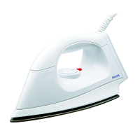 Philips dry iron HI-108