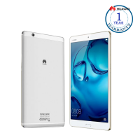 Huawei M3 (2017), Silver, 8.4 inches, Tablet