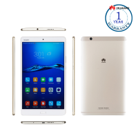 Huawei M3 (2017), Gold, 8.4 inches, Tablet