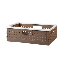LOCK & LOCK DIY BASKET (S) (BROWN) (INP441)