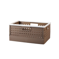 LOCK & LOCK DIY BASKET (M) (BROWN) (INP442)