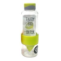LOCK & LOCK 2in1 DETOX WATER BOTTLE 520ML (G