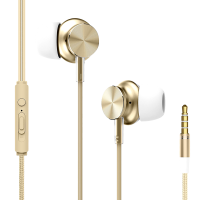 Rock Space Y2 stereo earphone (RAU0527)(gold)