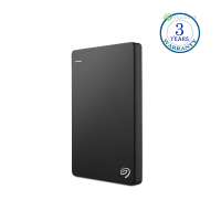 Seagate Backup Plus 1TB, (Black), External HDD,