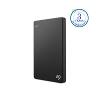 Seagate Backup Plus 2TB, (Black), External HDD,