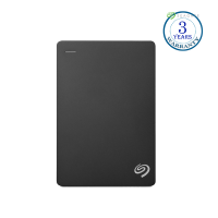Seagate Backup Plus 4TB, (Black), External HDD,